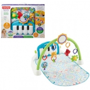 Žaidimų kilimėlis CKL80 Fisher-Price Shakira First Steps Collection Kick and Play Piano Gym MATTEL Other items for babies