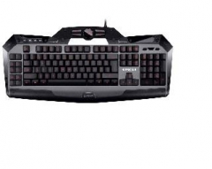Žaidimų klaviatūra Ravcore Hurricane ILLUMINATED
