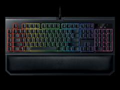 Žaidimų klaviatūra Razer BlackWidow Chroma V2 Orange Switch