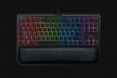 Žaidimų klaviatūra Razer Blackwidow Tournament Ed. Chroma V2 (Yellow Switch) -US