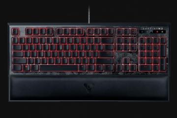 Žaidimų klaviatūra Razer Ornata Chroma - Destiny 2 Ed. - US Layout