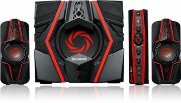 Žaidimų kolonėlės AverMedia Ballista Unity GS310 40W, Control box Audio skaļruņi