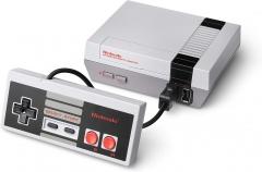 Žaidimų konsolė Nintendo Classic Mini: NES Super Nintendo Entertainment System Žaidimų konsolės ir priedai