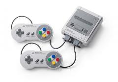 Žaidimų konsolė Nintendo Classic Mini: SNES Žaidimų konsolės ir priedai
