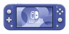 Žaidimų konsolė Nintendo Switch Lite blue (10006728) Žaidimų konsolės ir priedai