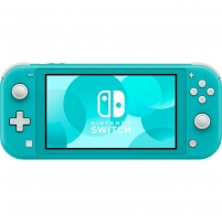 Žaidimų konsolė Nintendo Switch Lite Turquoise Žaidimų konsolės ir priedai