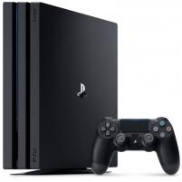 Žaidimų konsolė Sony Playstation 4 PRO 1TB (PS4) BLACK + Call Of Duty: Modern Warfare Žaidimų konsolės ir priedai