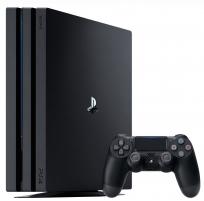 Žaidimų konsolė Sony Playstation 4 PRO 1TB (PS4) Black + FIFA 20 Žaidimų konsolės ir priedai