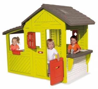 Žaidimų namelis Smoby 7600310300 Rotaļu laukumi