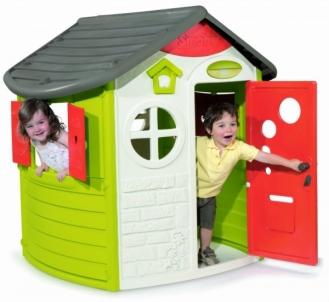 Žaidimų namelis Smoby Jura 7600310263 Rotaļu laukumi