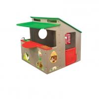 Žaidimų namelis su baru | Country Playhouse | Mochtoys 11392 Rotaļu laukumi