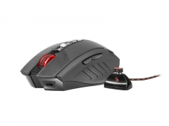 Žaidimų pelė A4Tech Bloody Gaming RT7 Terminator Wireless DPI 100-4000 AVAGO 305