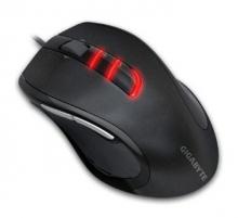 Žaidimų pelė Gigabyte M6900 Juoda