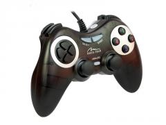 Žaidimų pultelis Media-Tech Corsair II, Vibration Force, suder. su PC Žaidimų konsolės ir priedai