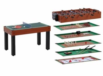 Žaidimų stalas MULTI12CIRLNO MULTI-12 Kiti žaidimai