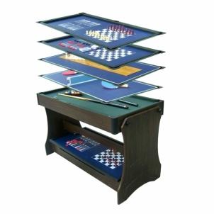 Žaidimų stalas WORKER Funtastick 9in1 Kiti žaidimai