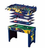 Žaidimų stalas WORKER Supertable 13 in 1 Stalo futbolas
