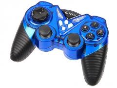 Žaidimų valdiklis A4Tech X7-T3 Hyperion USB/PS2/PS3 / Wireless Žaidimų konsolės ir priedai