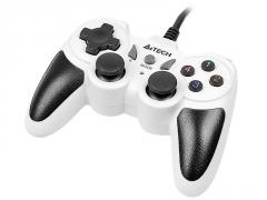 Žaidimų valdiklis A4Tech X7-T4 Snow USB/PS2/PS3 Žaidimų konsolės ir priedai