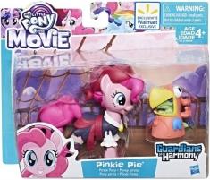 Žaislas C0131 / B6008 My Little Pony The Movie Guardians of Harmony Pinkie Pie Pirate Pony