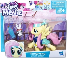 Žaislas E0986 / B6008 My Little Pony The Movie Guardians of Harmony Fluttershy Pirate Pony