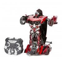 Žaislas robotas 2.4G remote control shifting robot Robots toys