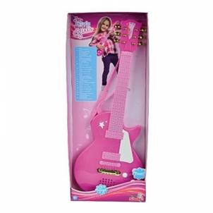 Žaislinė gitara MMW Girls Rock Guitar