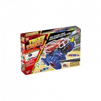 Žaislinė lenktynių trasa su galinga mašinėle Stunt rolling track car