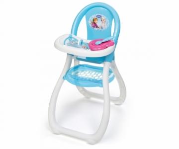 Žaislinė maitinimo kėdutė lėlėi 2016 | Frozen | Smoby