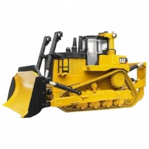 Žaislinė transporto priemonė CAT large track-type tractor