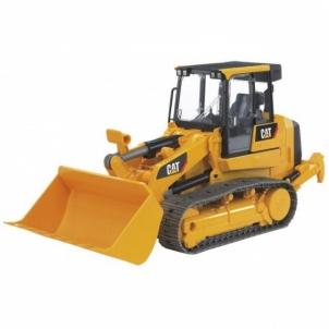 Žaislinė transporto priemonė CAT Track loader