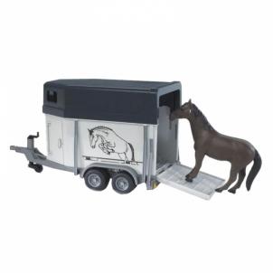 Žaislinė transporto priemonė Hobuse treiler 1 hobusega