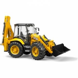 Žaislinė transporto priemonė JCB 5CX eco Backhoe loader