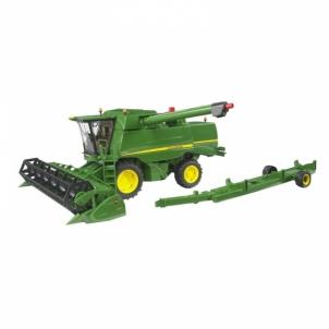 Žaislinė transporto priemonė John Deere Combine harvester T670i