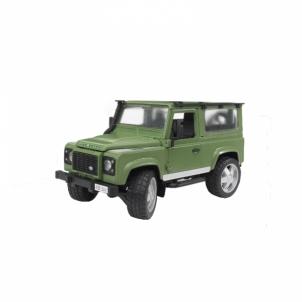 Žaislinė transporto priemonė Land Rover Defender Station Wagon