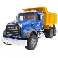 Žaislinė transporto priemonė MACK Granite Tip up truck