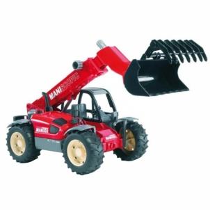Žaislinė transporto priemonė Manitou Telescopic loader MLT 633