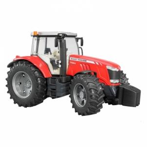 Žaislinė transporto priemonė Massey Fergusson 7600