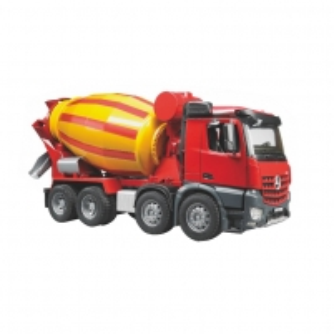 Žaislinė transporto priemonė MB Arocs Cement mixer truck