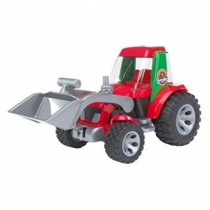Žaislinė transporto priemonė ROADMAX Tractor with frontloader