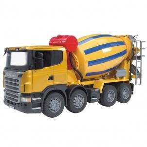 Žaislinė transporto priemonė Scania R-Series Cement mixer truck