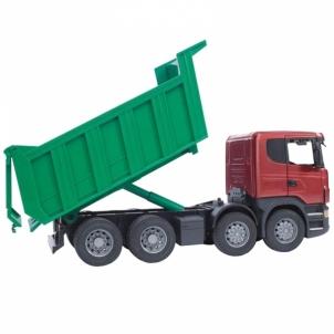 Žaislinė transporto priemonė Scania R-Series Tipper truck