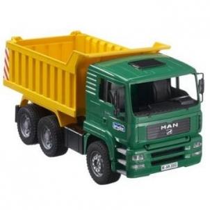 Žaislinis automobilis MAN Tip up truck