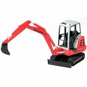 Žaislinis ekskavatorius Schaeff HR 16 Mini excavator