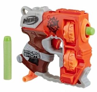 Žaislinis ginklas E3002 / E0489 Hasbro Nerf Microshots Flipfury