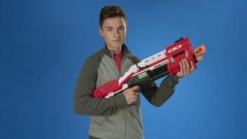 Žaislinis ginklas E7065 HASBRO NERF Fortnite