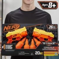 Žaislinis ginklas E7565 NERF ALPHA STRIKE COBRA HASBRO