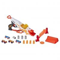 Žaislinis ginklas Nerf Nitro DoubleClutch Inferno E0858 Toys for boys