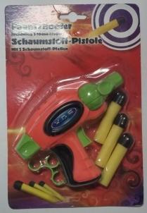 Žaislinis ginklas su šoviniais Foam Shooter 00298 Excalibur Laser