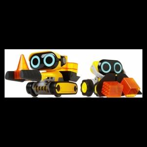 Žaislinis robotas BotSquad Grip Robot Internat.Edition Robotai žaislai